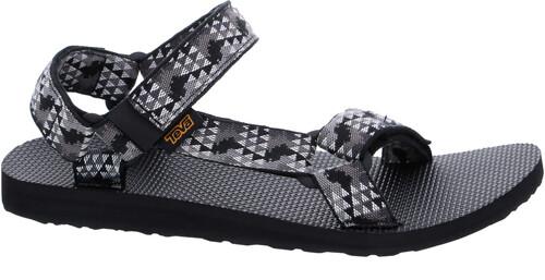 Teva Chaussures Gris Occasionnel Avec Velcro Pour Les Hommes S8E11zEVcf